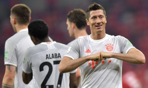 Левандовски класира Байерн Мюнхен на пореден финал - 1