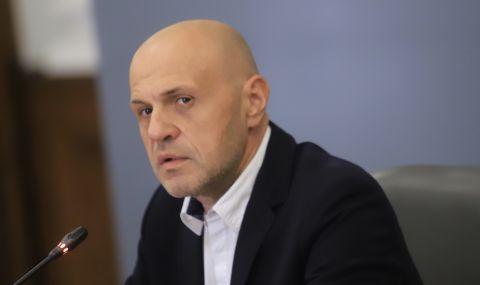 Изслушват Томислав Дончев за Плана за възстановяване