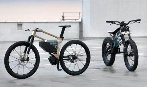 Електрически велосипеди BMW с и без педали (ВИДЕО) - 1