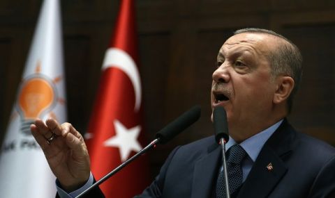 Сенатори искат от Байдън да накаже Ердоган
