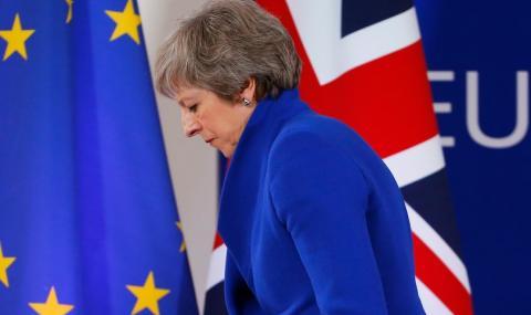Тереза Мей може да отложи гласуването за Брекзит