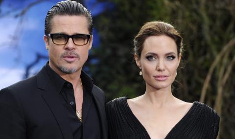 Брад Пит и Анджелина Джоли по-близки от всякога
