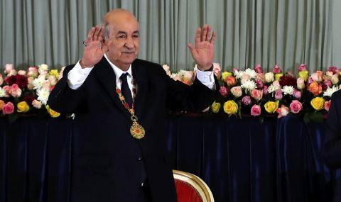 Променят конституцията в Алжир
