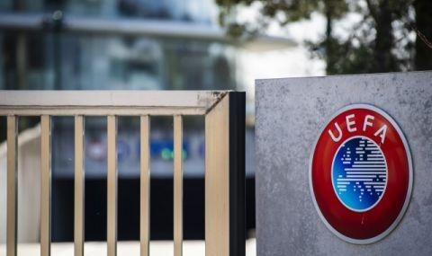 УЕФА обмисля да задължи футболистите да се ваксинират за Европейското първенство