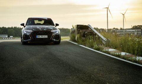 Audi RS3 ще разполага с 400 конски сили и дрифт режим (ВИДЕО) - 7