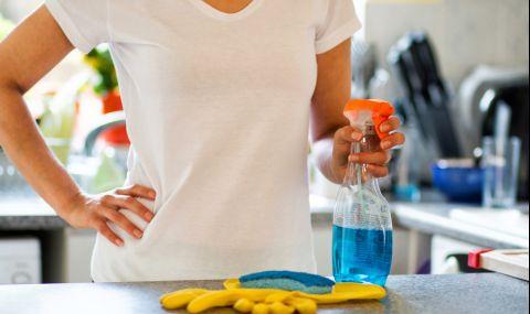 Как да се преборим с лошата миризма в кухнята