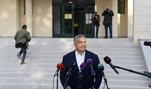 Виктор Орбан и