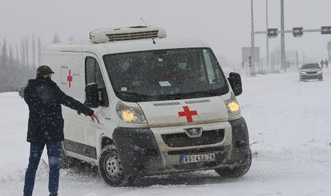 Заев: Вучич лично ни достави ваксини от братска Сърбия