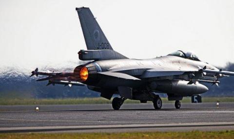 Ескалация! Турски F-16 свали арменски Су-25, пилотът е мъртъв
