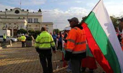 Пътният бранш отново излиза на национален протест - 1