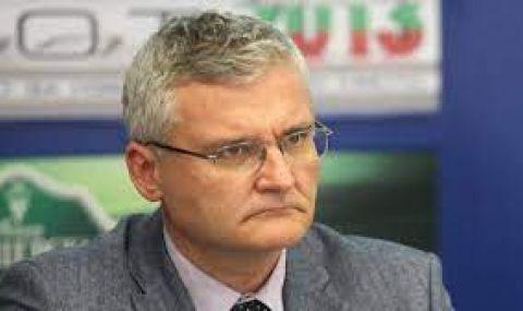 Минчо Спасов: Благодарен съм на съдбата, че Бойко Борисов го няма на политическия небосклон - 1