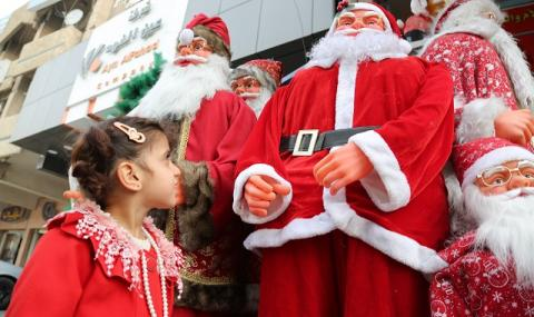 Дания отстъпи Дядо Коледа на Финландия