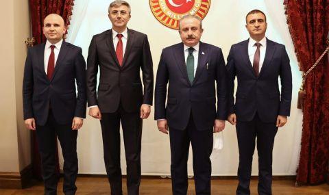 Карадайъ пред Мустафа Шентоп: Турция е нашата родина, България е нашата земя