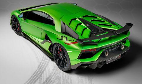 Lamborghini се насочва от V12 директно към ток