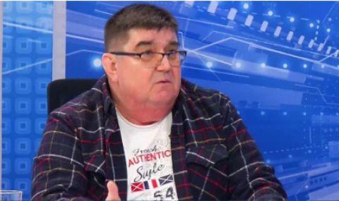 Огнян Стефанов: ГЕРБ няма никакъв шанс да състави правителство