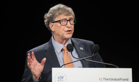 Бил Гейтс: С пандемията ще се справим много лесно, но...