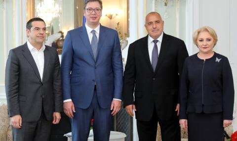 Борисов: Ще кандидатстваме за домакин на Световното по футбол - 1