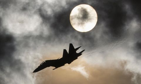 Русия прехвана три френски самолета над Черно море