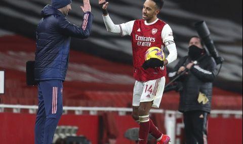 В мач с 6 гола Арсенал успя да надделее над Лийдс