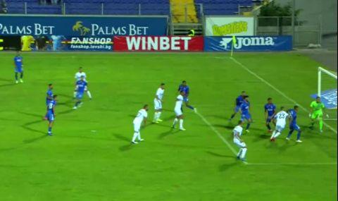 Агенти от Италия, Франция и държави от Централна Европа наблюдавали футболисти на Левски и Славия - 1
