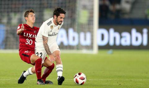 Зидан: Иско ще остане в Реал Мадрид