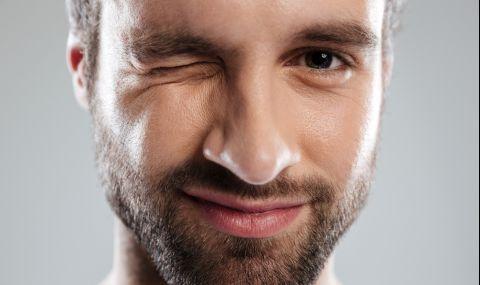 Формата на очите говори много за мъжкия характер