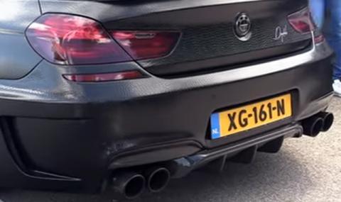 Само за истински фенове на BMW (ВИДЕО)