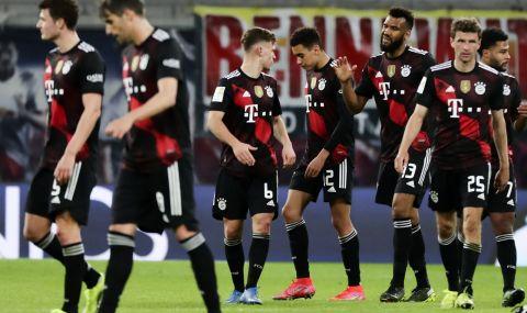 Нови проблеми за Байерн Мюнхен преди мача с ПСЖ