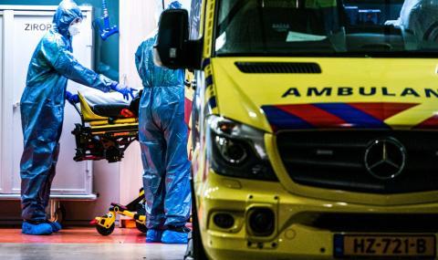 Нидерландия забрани събирането на повече от трима души