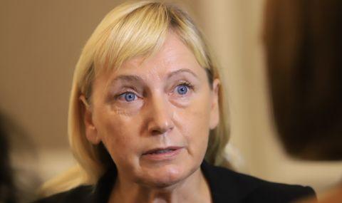 Елена Йончева: Не се притеснявам, че ще бъда съдена