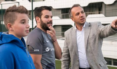 """Спортен мениджър: Моделът """"бащица"""" не е единственият начин за финансиране във футбола"""