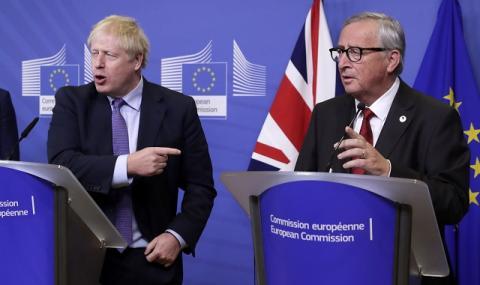 Предупреждение: Все още има риск от твърд Брекзит