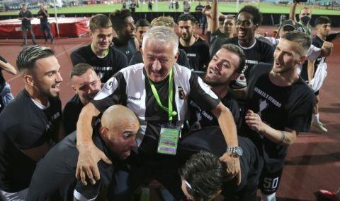 Крушарски има голям грях към футболистите си! - 1