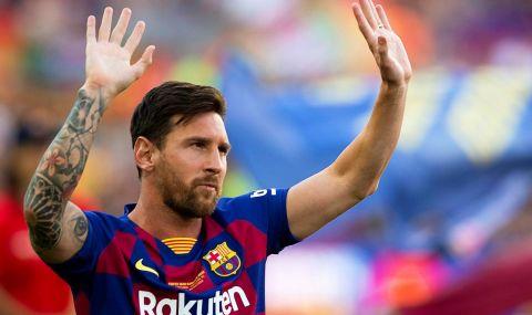 Спортният министър на Испания шокиран от доходите на Меси