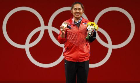 Олимпийска шампионка ще получи маса пари и две жилища за успеха си - 1