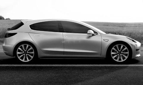 Най-евтината Tesla ще се продава по целия свят и ще струва по-малко от 40 000 лв.