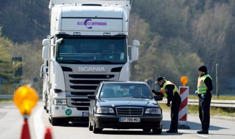 Контролът по германските граници ще продължи до 15 май