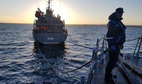 Моряци за пръв път ще гласуват в открито море
