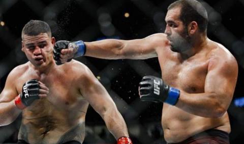 Багата отново получи голямо уважение от UFC