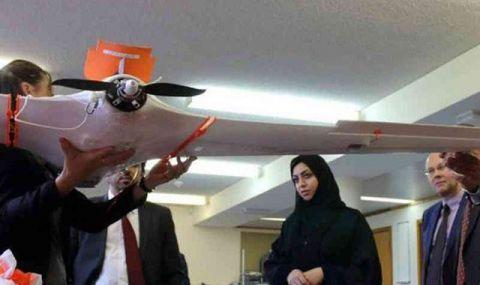 Британски дронове ще предизвикват дъжд в Дубай