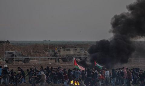 Израел отвърна на удара с удар