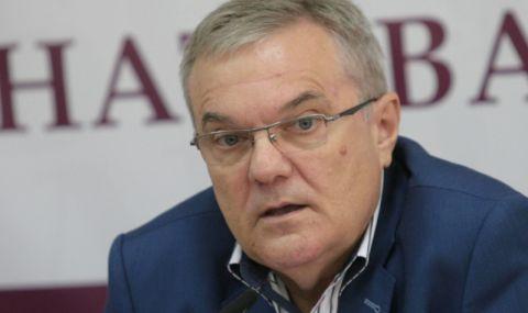 Румен Петков: В избирателната секция е по-безопасно, отколкото в магазина