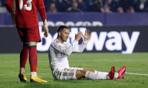 Реал Мадрид се опита да измами със сделката за Еден Азар