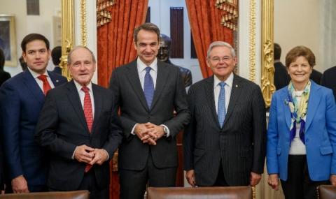 Гърция ще бъде най-верният съюзник на САЩ