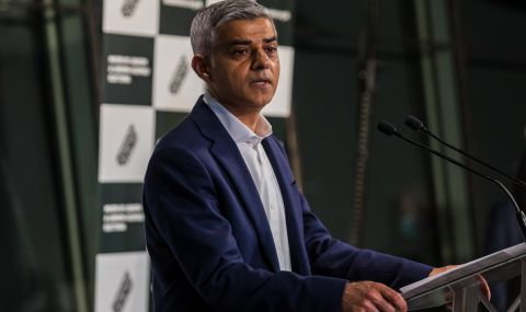 Садик Хан е преизбран за кмет на Лондон - 1