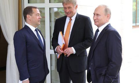 Кремъл: Новите санкции на САЩ няма да допринесат за среща между Путин и Байдън!