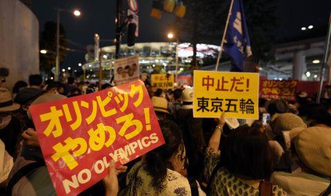Броят на заразените в Токио скача до рекордни нива - 1