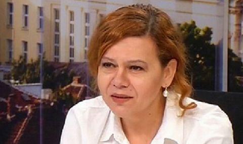Говорителят на служебното правителство Соня Момчилова става член на СЕМ - 1