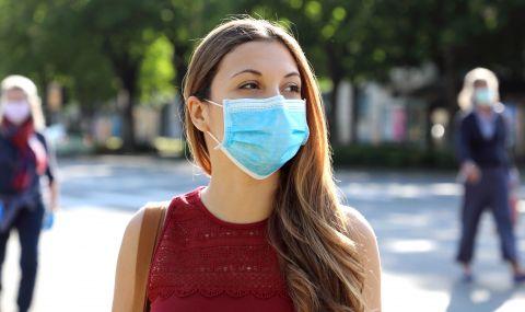 Съд: Носенето на маска на обществени места е противоконституционно