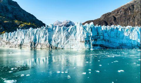Топенето на ледниците се ускорява